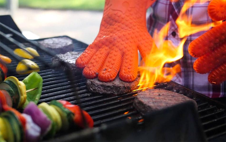 Ekogrips Grill Gloves
