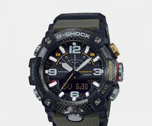 G-Shock Mudmaster Carbon