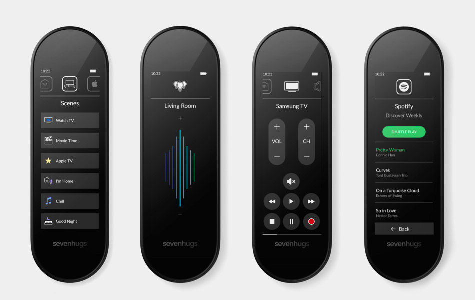 Sevenhugs Smart Remote U