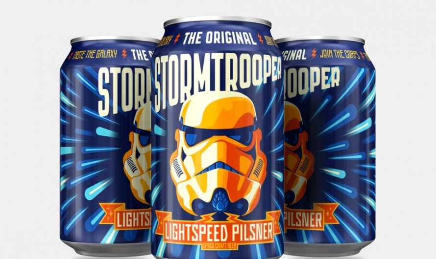 Original Stormtrooper Galactic Pale Ale