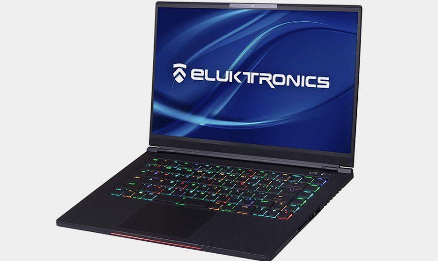 Eluktronics Mag-15 Gaming Laptop