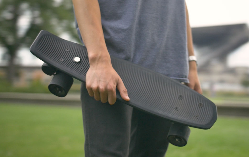 Headless Electric Skateboard