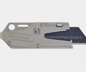 K1 16-in-1 Utility Knife
