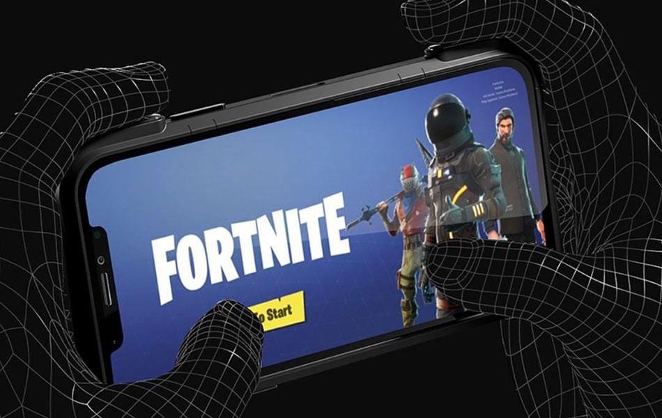 MGC Valor iPhone Gaming Case