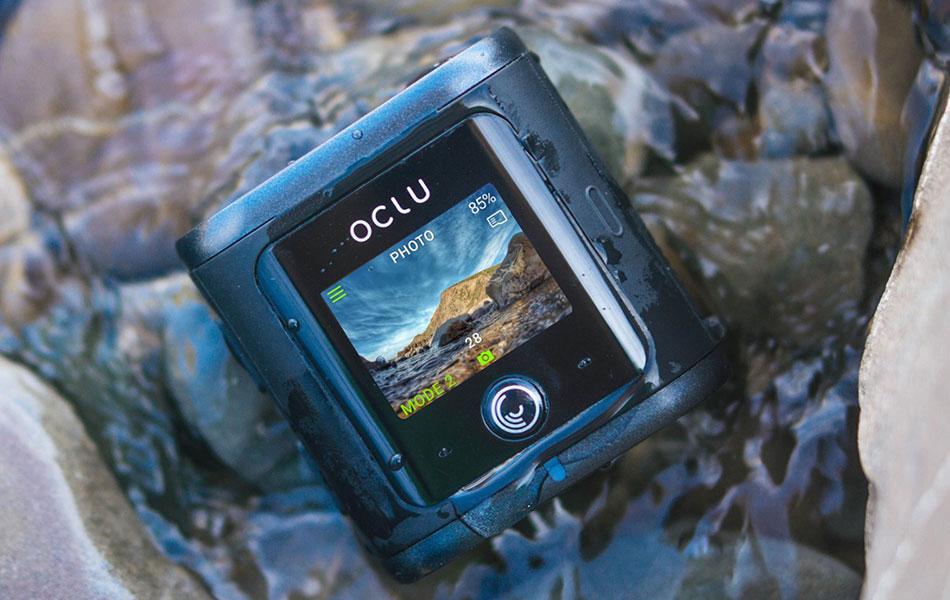 Oclu Action Camera