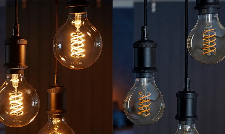 Philips Hue Filament LED Bulbs