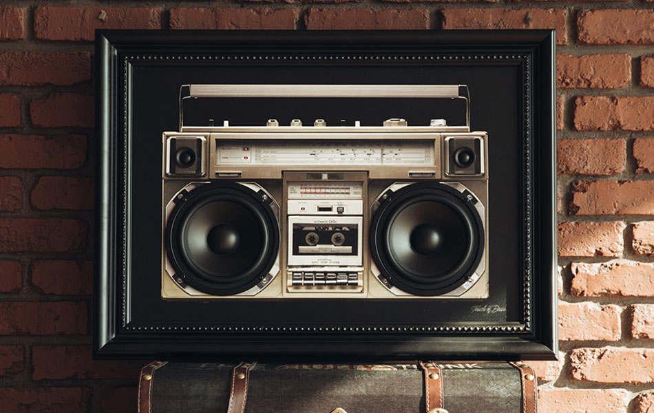The King Bluetooth Speaker