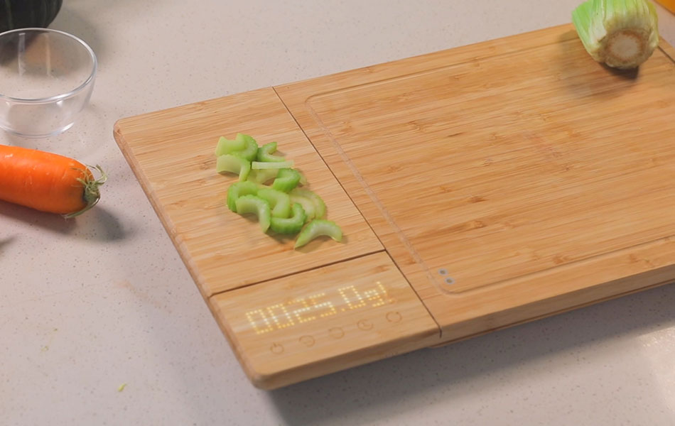 ChopBox Smart Cutting Board