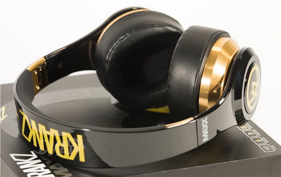 Krankz Maxx Headphones