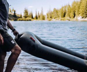 Uncharted Rapid Raft