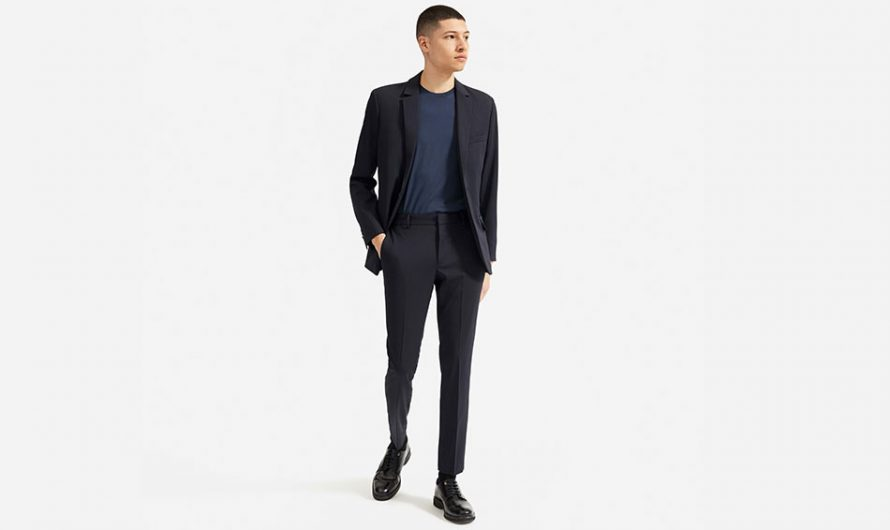 2019 Everlane Wool Suit