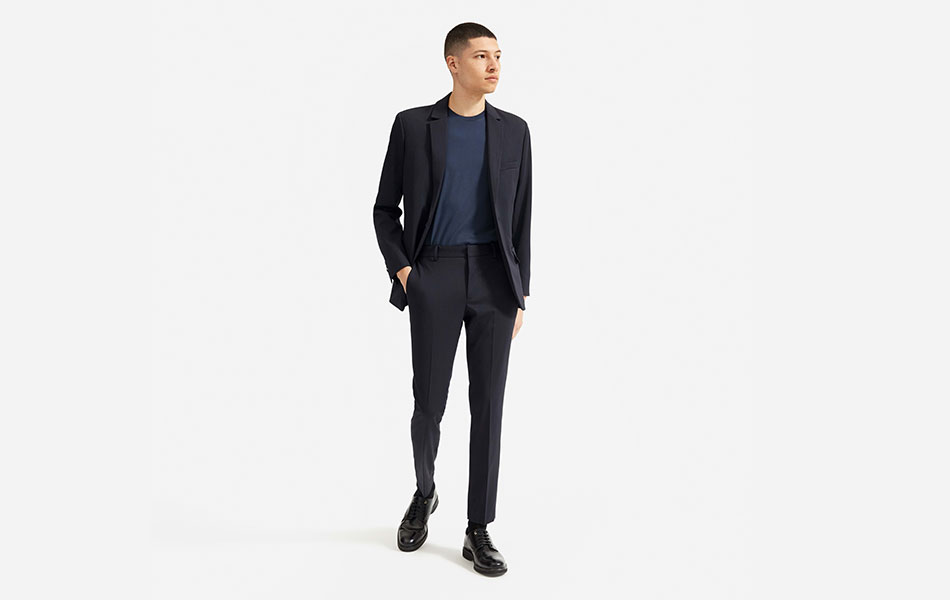 2019 Everlane Wool Suit