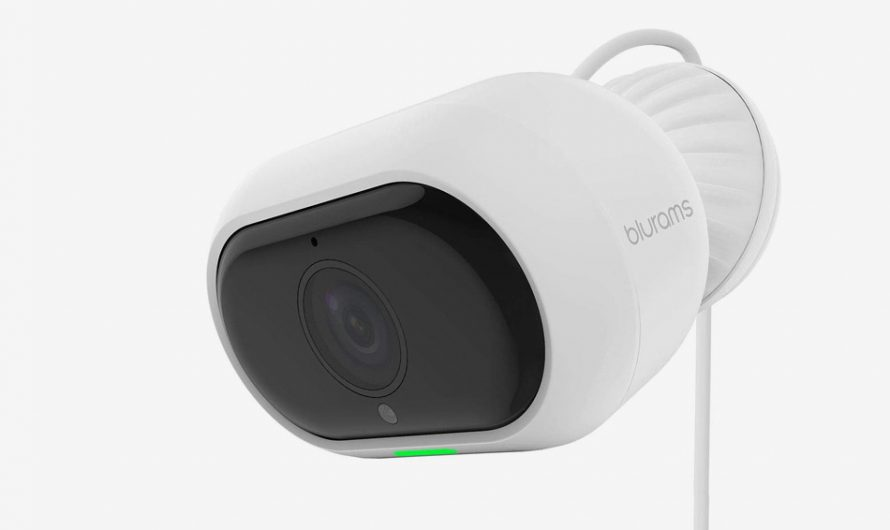 Blurams Security Camera with Facial Recognition