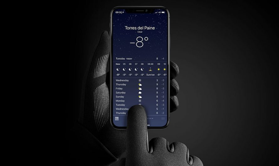 Mujjo Improved Insulated Touch Screen Glove