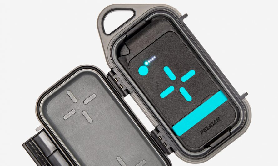 Pelican G40C Go Charge Case