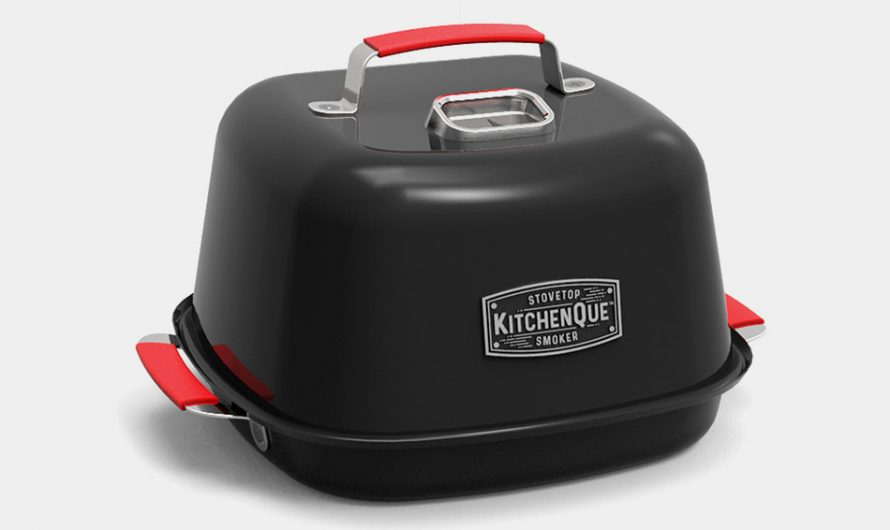 Kitchenque Stovetop Smoker