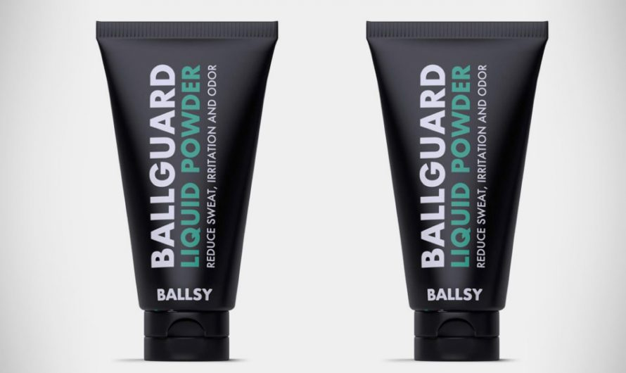 Ballguard Liquid Powder