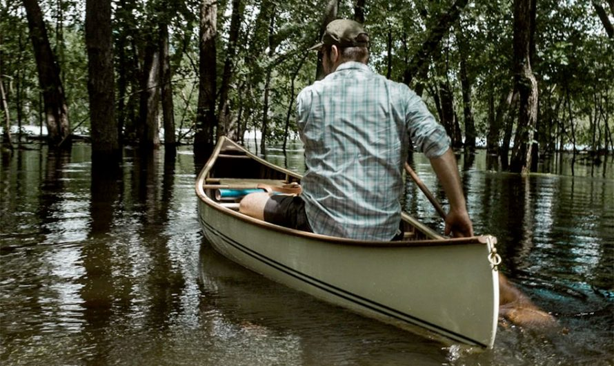 Ball and Buck Signature Canoe