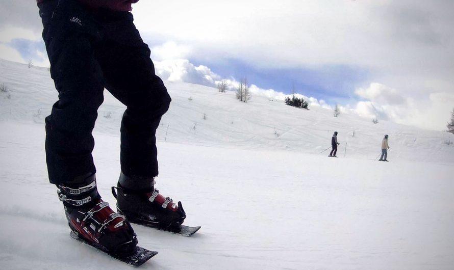 Snowfeet Skiskates