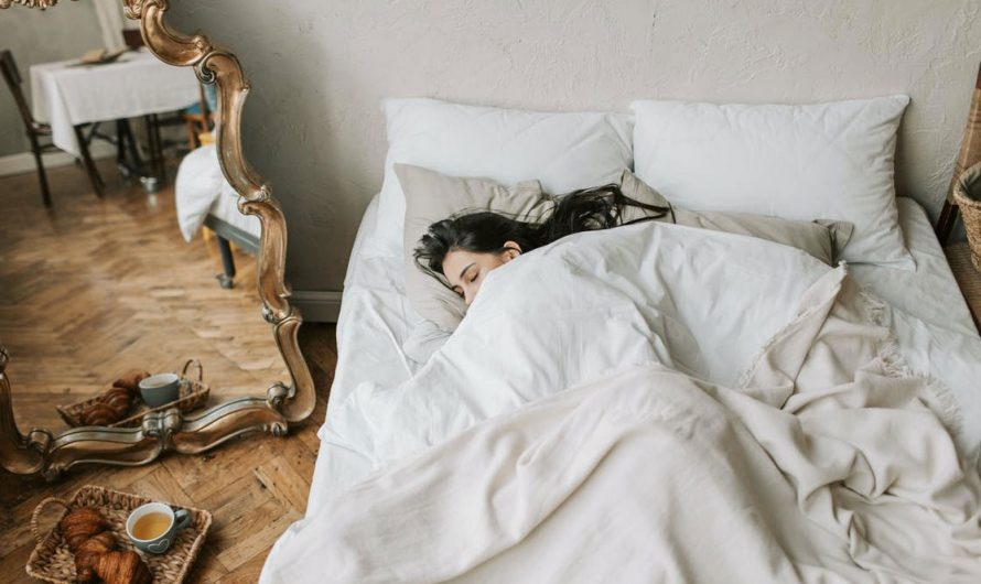 Are Weighted Blankets the Must-Have Accessory This Winter?