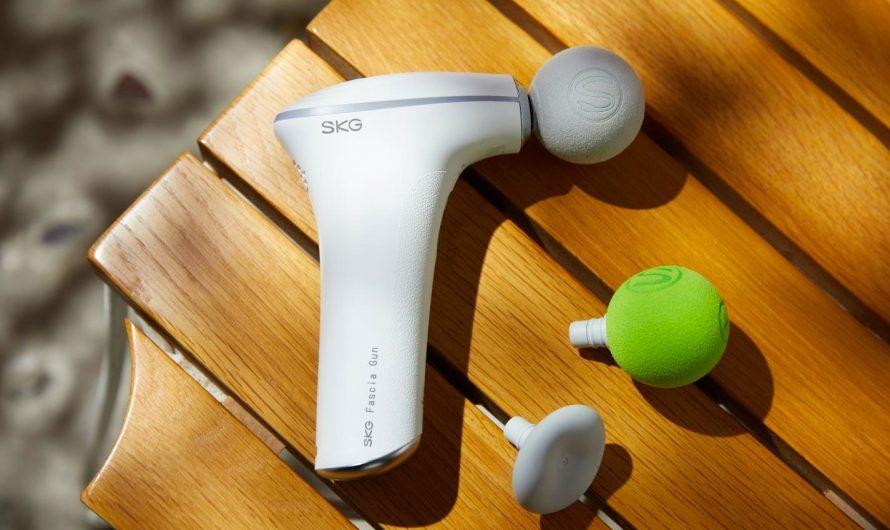 SKG F5 Portable Heat Massage Gun