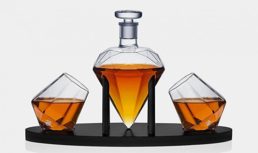 Dragon Diamond Whiskey Decanter