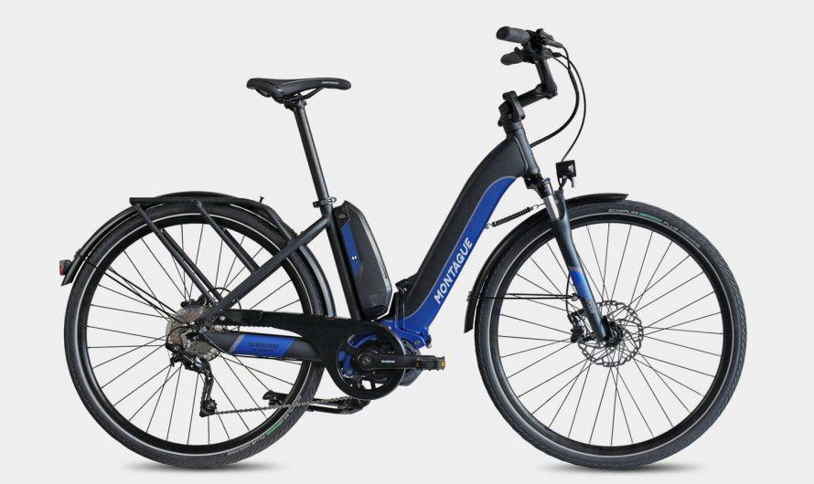 Montague M-E1 Foldable E-Bike