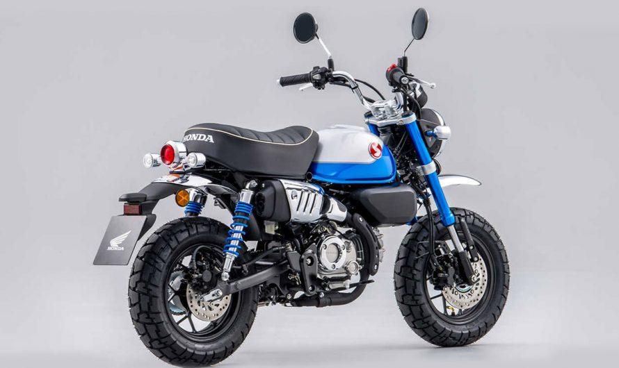 2022 Honda Monkey Motorcycle