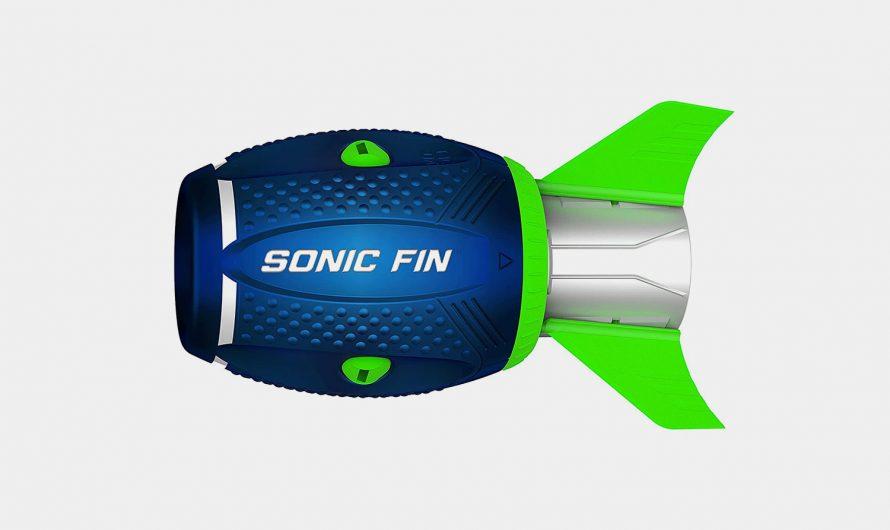 Aerobie Sonic Fin Football