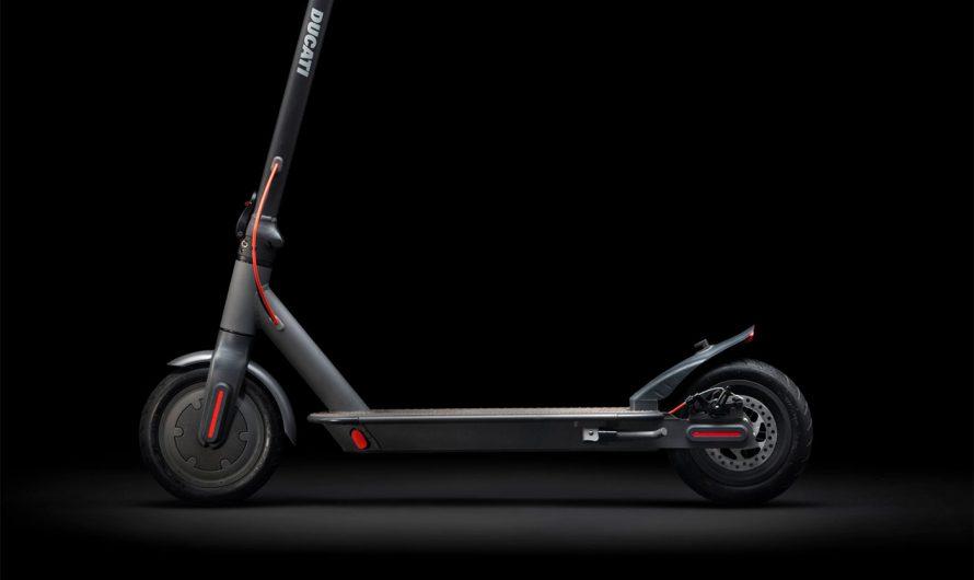 Ducati Pro-I Evo Scooter