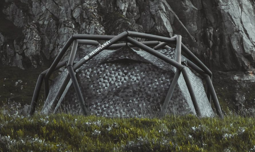HeimPlanet Cave