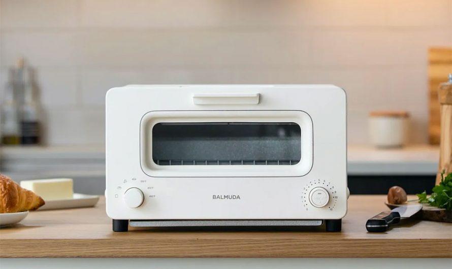 Balmuda White Toaster