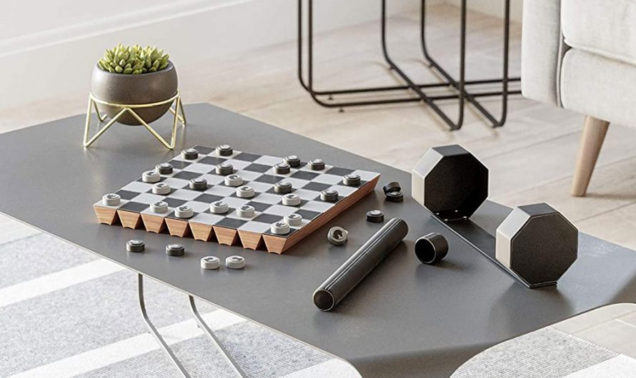 Umbra Rolz Chess/Checkers Set